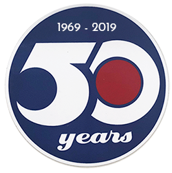 Celebrating 50 Years of Business!